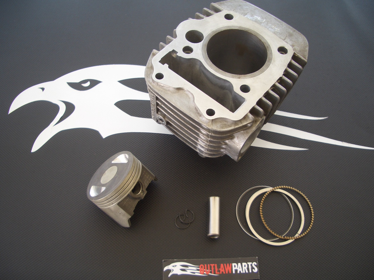 Tuningcylinderkit 143ccm (56mm)