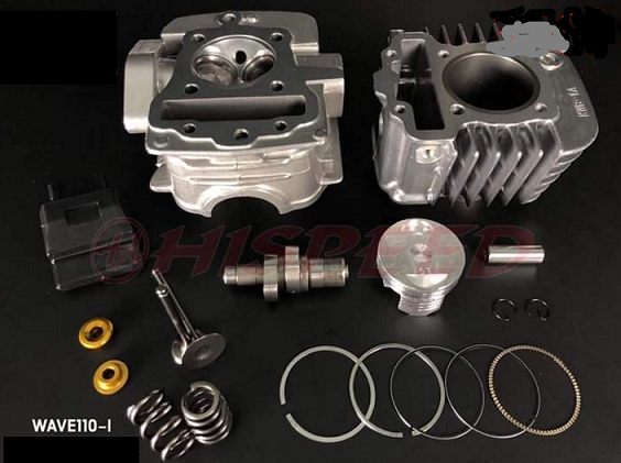 "Tuningcylinderkit ""Stage 2"" Wave 110i"