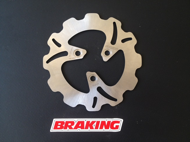 190mm Wave-Brakedisk