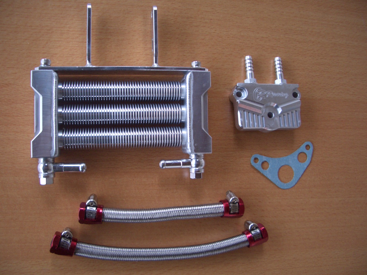 Oilcooler-Kit,CR