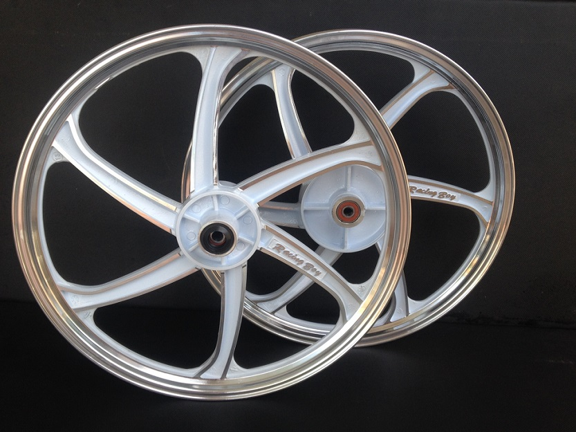 "Alloywheel-Set 17""Racing"